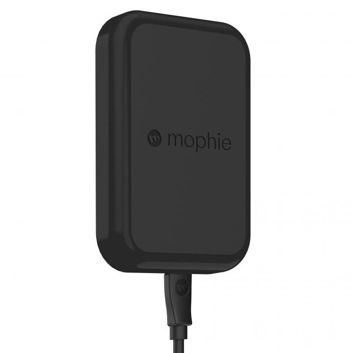 mophie charge force vent mount Qi対応カーマウント ブラック_0