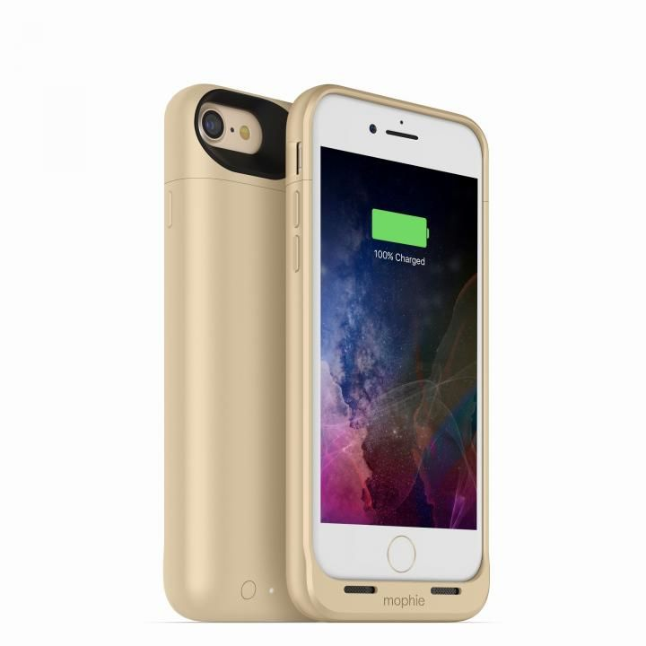 mophie Juice Pack Air ワイヤレス充電付きケース ゴールド iPhone 7