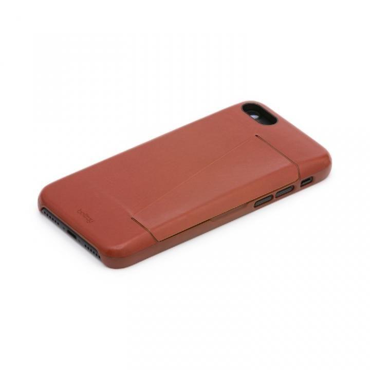 Bellroy 3枚入るカードポケット付きレザーケース Tamarillo iPhone 7