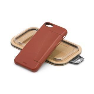 【iPhone7ケース】Bellroy 3枚入るカードポケット付きレザーケース Tamarillo iPhone 7_3