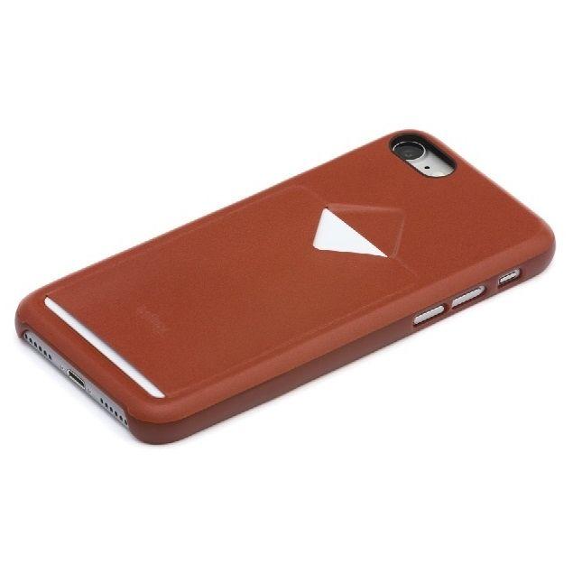 【iPhone7ケース】Bellroy カードポケット付きレザーケース Tamarillo iPhone 7_0