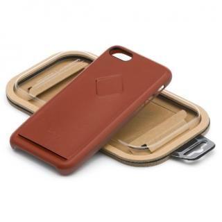 【iPhone7ケース】Bellroy カードポケット付きレザーケース Tamarillo iPhone 7_3
