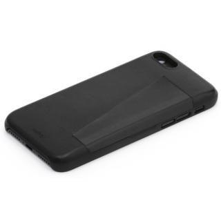Bellroy 3枚入るカードポケット付きレザーケース Black iPhone 7 Plus