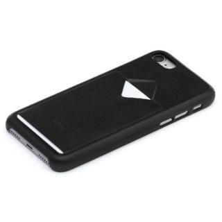 Bellroy カードポケット付きレザーケース Black iPhone 7