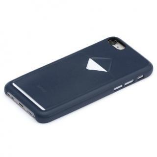 Bellroy カードポケット付きレザーケース Bluesteel iPhone 7