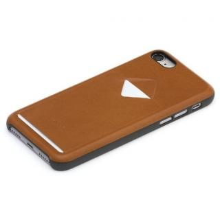Bellroy カードポケット付きレザーケース Caramel iPhone 7