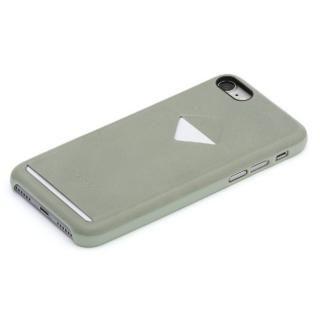 Bellroy カードポケット付きレザーケース Eucalyptus iPhone 7