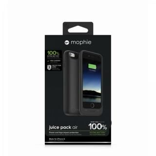 【iPhone6s/6ケース】mophie Juice Pack Air バッテリー内蔵ケース ブラック iPhone 6s/6_5