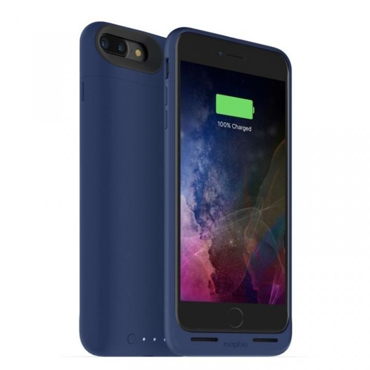 【iPhone7 Plusケース】mophie Juice Pack Air ワイヤレス充電付きケース ブルー iPhone 7 Plus_0