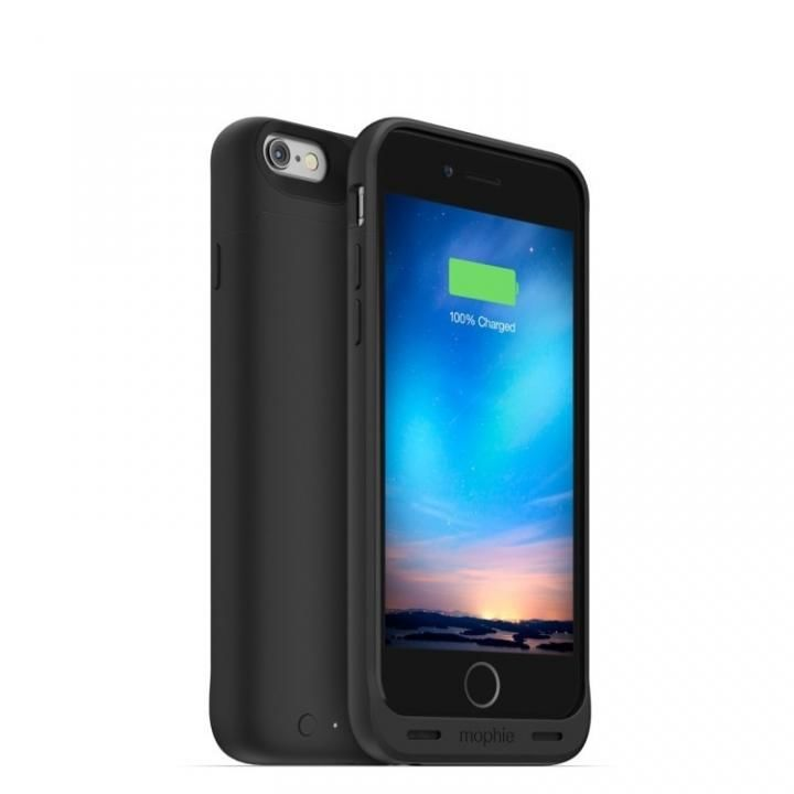 iPhone6s/6 ケース mophie Juice pack reserve バッテリー内蔵ケース ブラック iPhone 6s/6_0