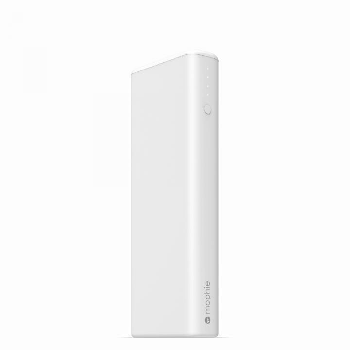 mophie Power Boost XL V2 モバイルバッテリー [10400mAh] ホワイト_0