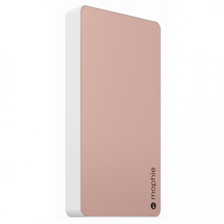 mophie Powerstation XL モバイルバッテリー[10000mAh] ローズゴールド_0