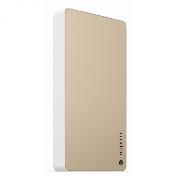 mophie Powerstation XL モバイルバッテリー[10000mAh] ゴールド_0