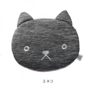 ひんやりおやすみ枕 ネコ