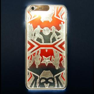 CIVIL WAR 光るケース CIVIL WAR Avengers iPhone 6s Plus/6 Plus【6月中旬】