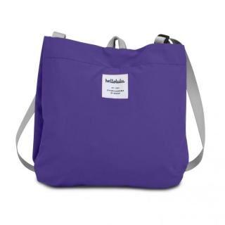 hellolulu EILISH[アイリッシュ] ミニショルダーバッグ blue violet