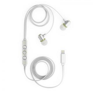 AppBank Store Web店3周年記念 IC-Earphone+Pluggy Lockセット ホワイト_1