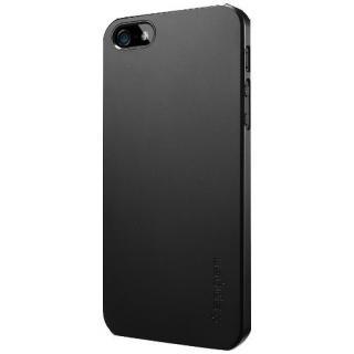 iPhone SE/5s/5 ケース ウルトラ・シン エア [スムース・ブラック]