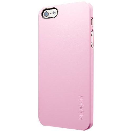 【iPhone SE/5s/5ケース】iPhone5 ケース ウルトラ・シン エア [シャーベット・ピンク]_0