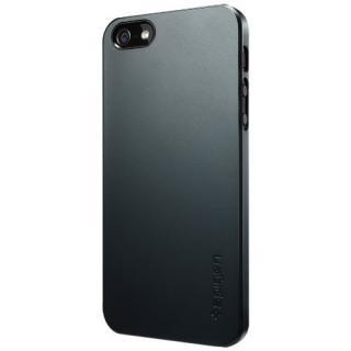 iPhone SE/5s/5 ケース ウルトラ・シン エア [メタル・スレート]