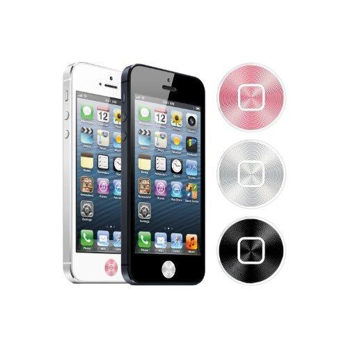 Spigen アルミニウム ホームボタン  iPhone & iPad [BSP]