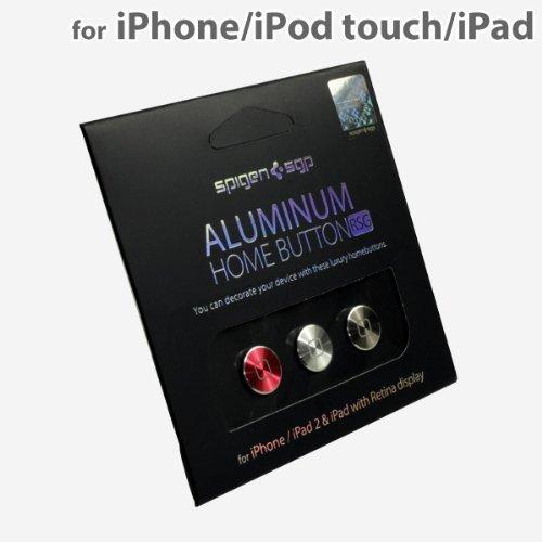 Spigen アルミニウム ホームボタン2  iPhone & iPad [RSG]_0