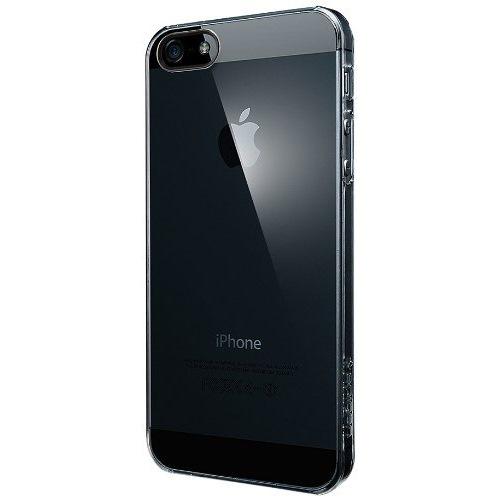 iPhone SE/5s/5 ケース iPhone SE/5s/5 ケース ウルトラ・シン エア [クリスタル・クリア]_0
