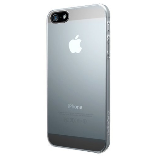 【iPhone SE/5s/5ケース】iPhone SE/5s/5 ケース ウルトラ・シン エア [ソフト・クリア]_0