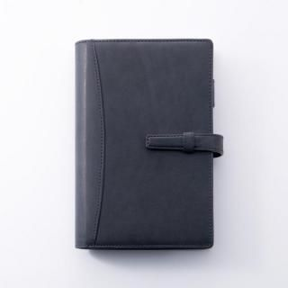 GRAMAS Meister TOIANO System Organizer Bible size ダークネイビー