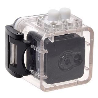 指でつまめる防犯サイコロカメラ防水ケース付き
