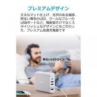 Anker PowerPort I PD - 1ポート PD & 4ポート PowerIQ ホワイト_4