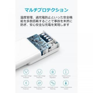 Anker PowerPort I PD - 1ポート PD & 4ポート PowerIQ ホワイト_5