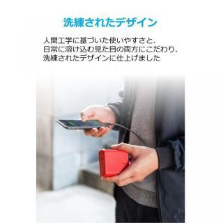 Anker PowerCore Fusion 5000 USB急速充電器/モバイルバッテリー [5000mAh] レッド【10月下旬】_6