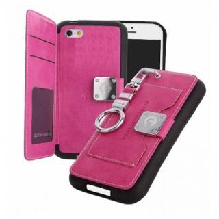 マルチ収納ケース CLUTCH BUMPER ピンク iPhone 6s/6