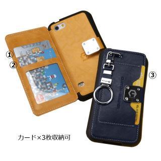 【iPhone6ケース】マルチ収納ケース CLUTCH BUMPER ホワイト iPhone 6_1