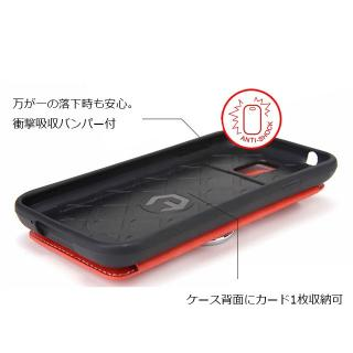 【iPhone6ケース】マルチ収納ケース CLUTCH BUMPER ホワイト iPhone 6_2