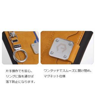 【iPhone6ケース】マルチ収納ケース CLUTCH BUMPER ホワイト iPhone 6_4
