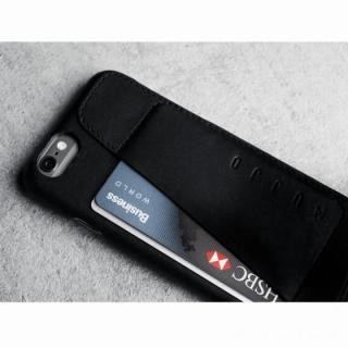 【iPhone6ケース】ウォレットレザーケース MUJJO ブラック 80度ポケット iPhone 6_4