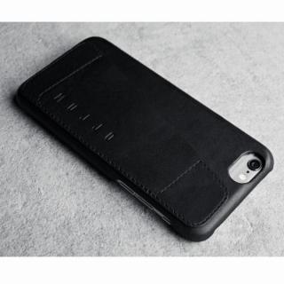【iPhone6ケース】ウォレットレザーケース MUJJO ブラック 80度ポケット iPhone 6_5