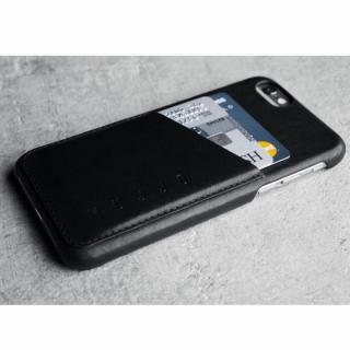 【iPhone6ケース】ウォレットレザーケース MUJJO ブラック iPhone 6_5