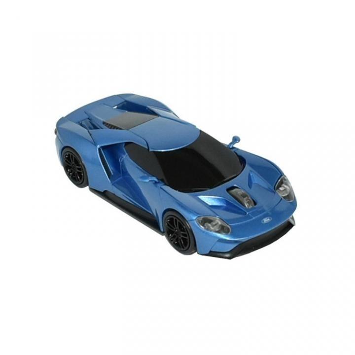 無線マウス 2.4G フォードGT ブルー_0