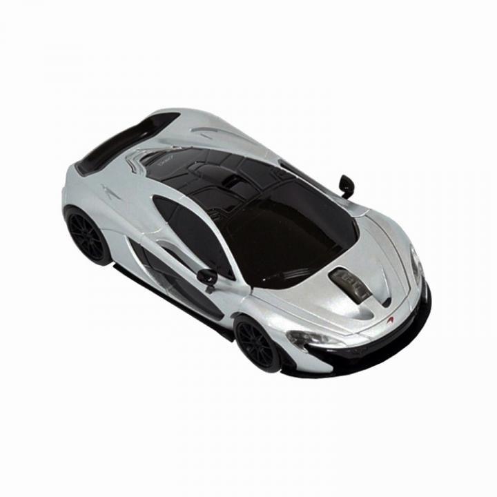 無線マウス 2.4G マクラーレン P1 シルバー_0