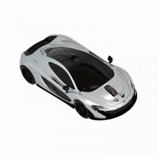[2018年新春特価]無線マウス 2.4G マクラーレン P1 シルバー