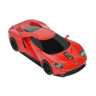 [2018新生活応援特価]無線マウス 2.4G フォードGT レッド