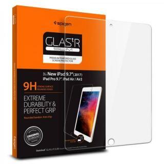 Spigen 強化ガラス Glas.tR SLIM iPad Pro 9.7インチ / iPad Air2 / iPad Air