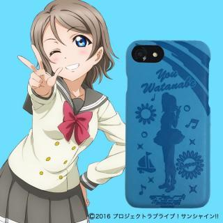 ラブライブ!サンシャイン!! レザーケース for iPhone 7 / 6s / 6 渡辺 曜 ver【7月上旬】