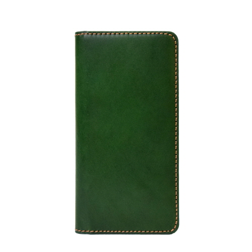 Tuscany Belly レザー手帳型ケース グリーン iPhone 6s/6