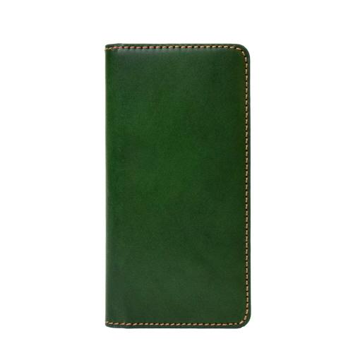 【iPhone6s/6ケース】LAYBLOCK Tuscany Belly トスカーナレザー手帳型ケース  グリーン iPhone 6s/6_0