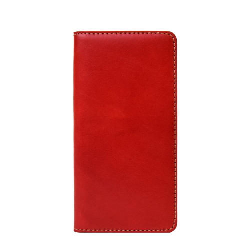 【iPhone6s/6ケース】LAYBLOCK Tuscany Belly トスカーナレザー手帳型ケース  レッド iPhone 6s/6_0