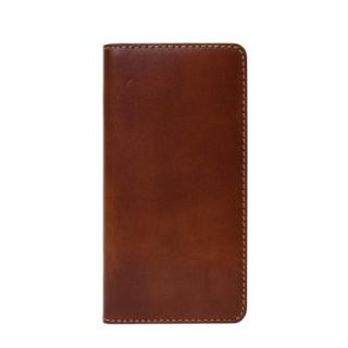 LAYBLOCK Tuscany Belly トスカーナレザー手帳型ケース  ブラウン iPhone 6s/6
